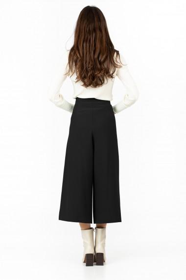 Fusta Sense pantaloni stofa Kendy negru