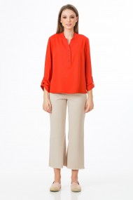 Bluza Sense vascoza Lora orange