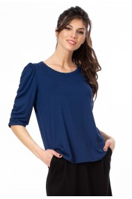 Bluza Sense jersey Monique navy