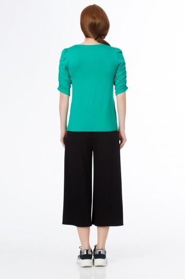 Bluza Sense jersey Monique verde