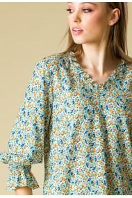 Bluza Sense vascoza Spring verde