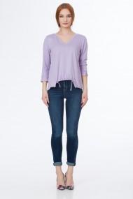 Bluza Sense jersey Debbie lila