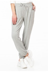 Pantaloni Sense joggers Missy M gri
