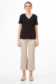 Bluza Sense jersey Simplicity negru