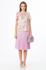 Bluza Sense imprimata Fiorentine lila