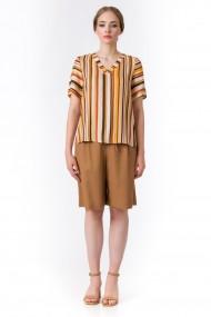 Bluza Sense vascoza Mathilde multicolor
