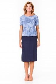 Bluza Sense jersey Audrey bleu