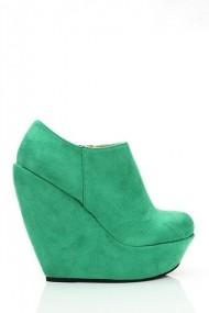 Botine 16950-53196 Verde