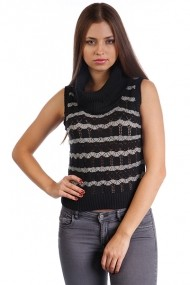 Bluza 21380-65048 negru
