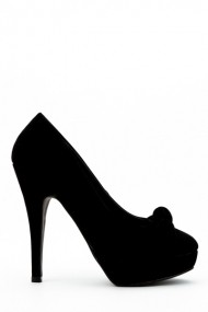 Pantofi cu toc 32925-93978 Negru
