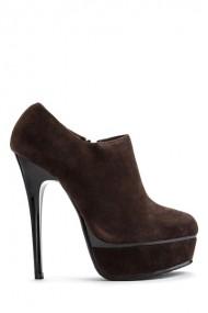 Pantofi cu toc 41719-115051 Maro