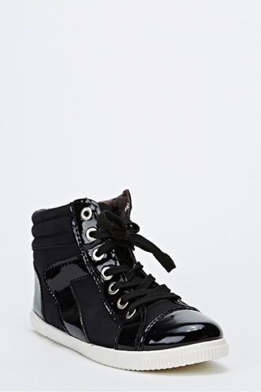 Pantofi sport 46155-124694 Negru - els