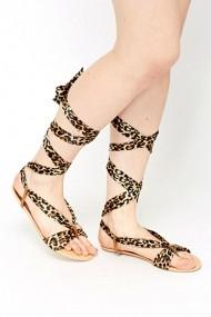 Sandale plate 49322-132331 Maro