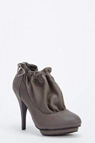 Pantofi cu toc 56316-145977 Gri