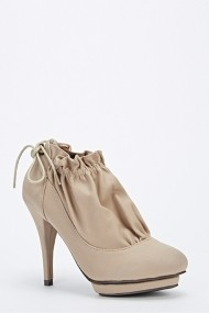 Pantofi cu toc 56316-145978 Maro