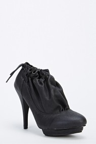 Pantofi cu toc 56316-145979 Negru