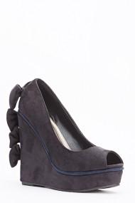 Pantofi cu toc 587409-157842 Negru