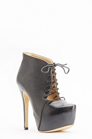 Pantofi cu toc 587775-158560 Negru
