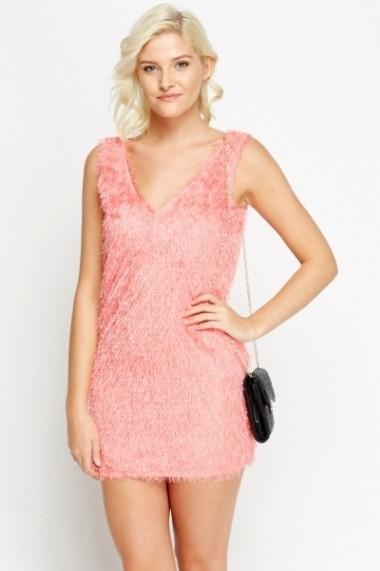 Rochie de seara 600224-183165 roz