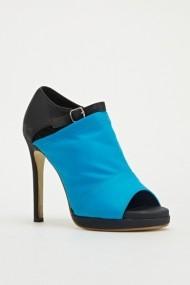 Pantofi cu toc 603070-189685 Negru
