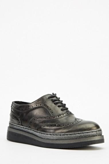Pantofi 604892-193827 Negru
