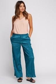 Pantaloni largi 606205-226329 Albastru