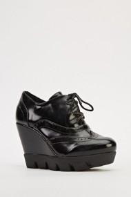 Pantofi cu toc 606674-197898 Negru