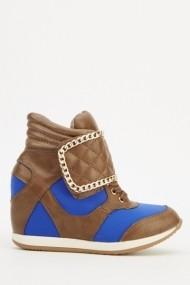 Pantofi sport 609659-204726 gri-bej