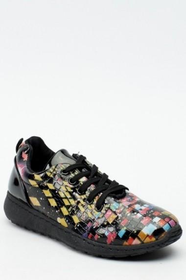 Pantofi sport 610758-207462 Negru