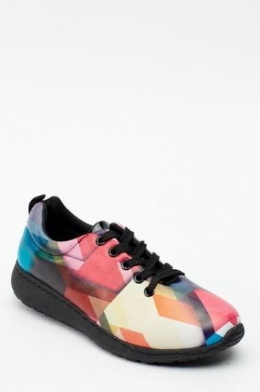 Pantofi sport 610794-207591 Multicolor