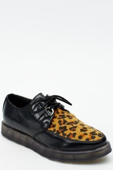 Pantofi 610807-207622 negru