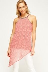 Блуза 611974-210500 Розов