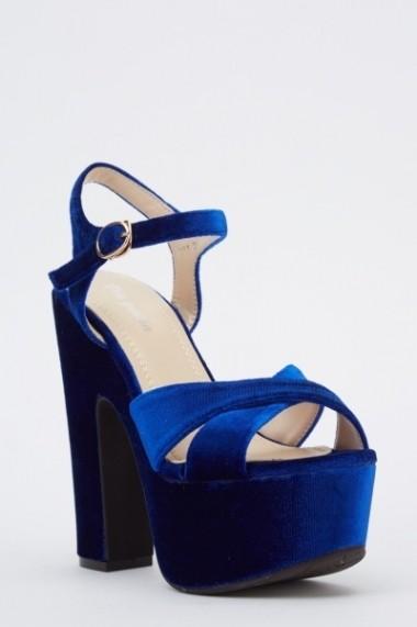 Sandale cu toc 613414-213438 Verde
