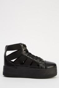Pantofi sport 614400-215158 negru