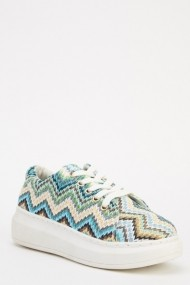 Pantofi sport 614550-215567 multicolor