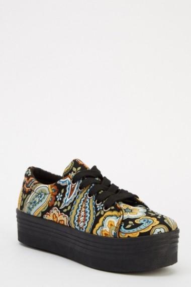 Pantofi sport 614707-215874 multicolor