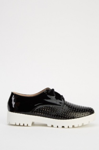 Pantofi 614897-216257 Crem