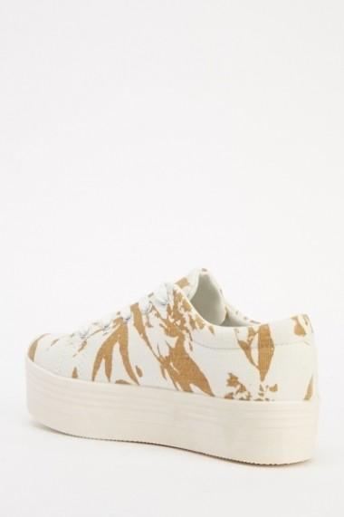 Pantofi sport 614912-216313 alb