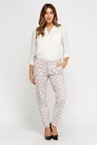 Pantaloni slim 616823-220237 multicolor