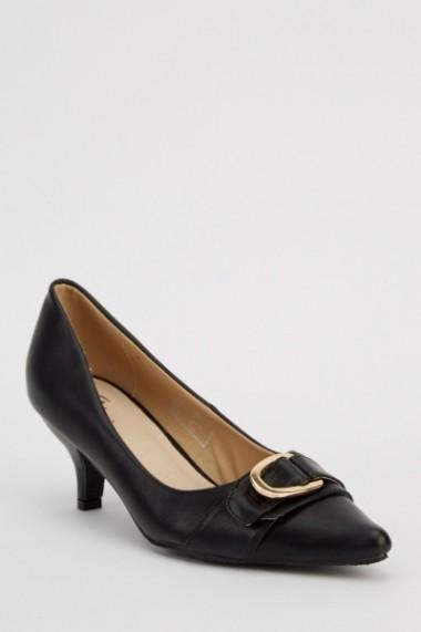 Pantofi cu toc 617331-221077 bej