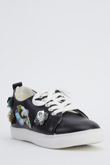 Pantofi sport 618000-222440 Negru
