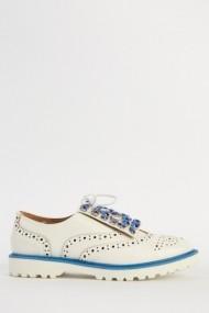 Обувки 618127-222717 Син