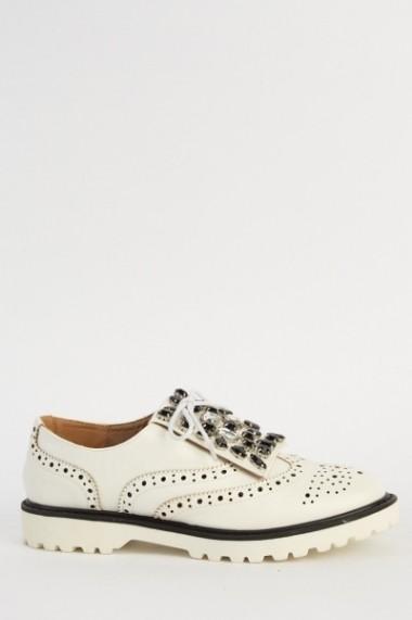 Pantofi 618127-222721 galben