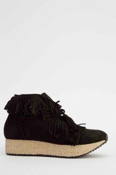 Pantofi 618361-223232 Negru