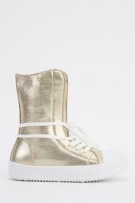 Pantofi sport 618796-224083 Auriu