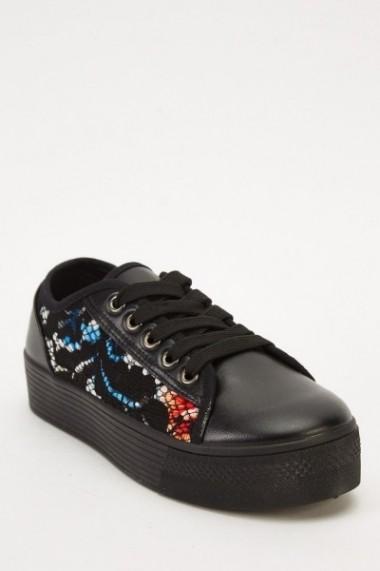 Pantofi sport 622857-233272 Negru