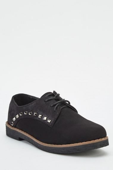 Pantofi 625370-238317 Negru