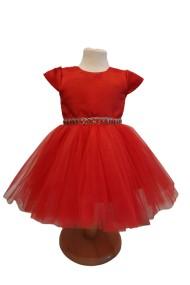 Rochita rosie Red Dress