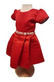 Rochita rosie 3-6 ani Special Rose Dress