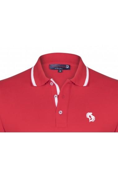 Bluza Polo Giorgio di Mare GI2683741 Rosu - els